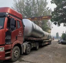 发往安徽界首无塔供水设备