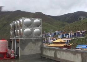 消防不锈钢水箱河南哪个厂家可以做?消防不锈钢水箱的优势?