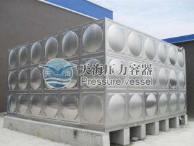 如何正确使用不锈钢水箱?