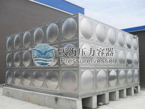 河北组合式不锈钢水箱