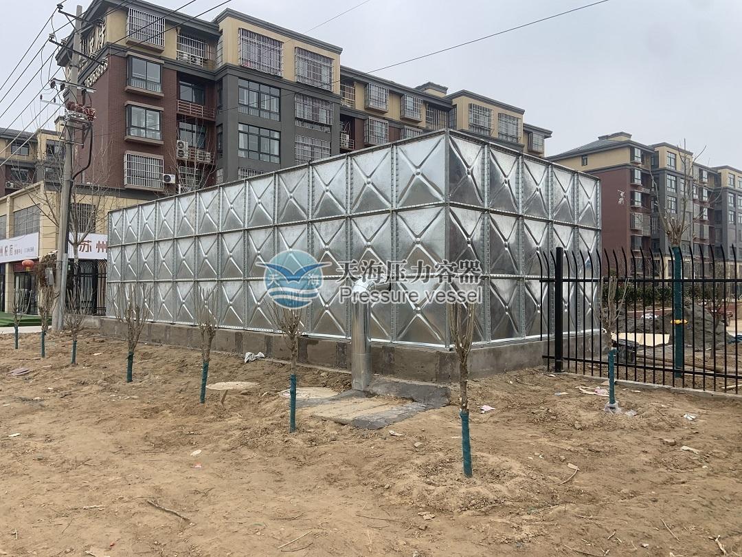 河北装配式不锈钢水箱