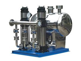 周口管网叠压供水设备
