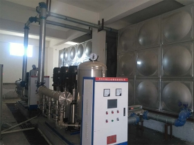 山东箱式变频供水设备