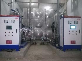 山东箱式供水设备