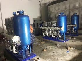 山东智能箱式变频供水设备
