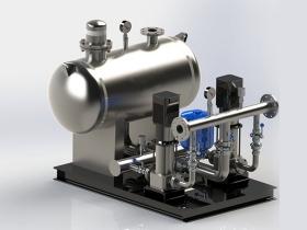 无负压供水设备