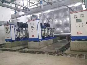 山东水箱变频供水