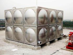 山东消防水箱