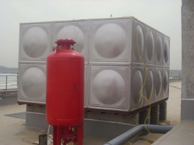 山东不锈钢消防水箱