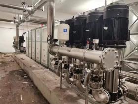 山东二次加压供水设备